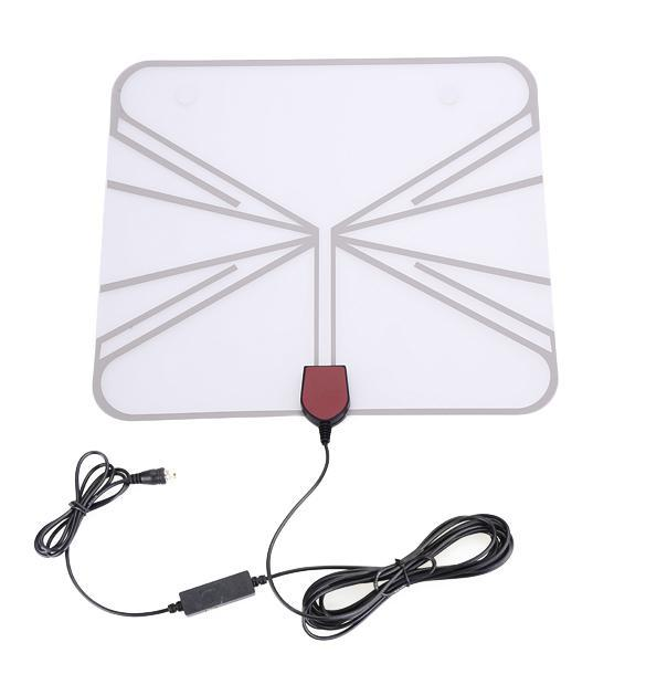 Signal flat wave indoor tv antenna 50 mile range us for Hdtv antenna template