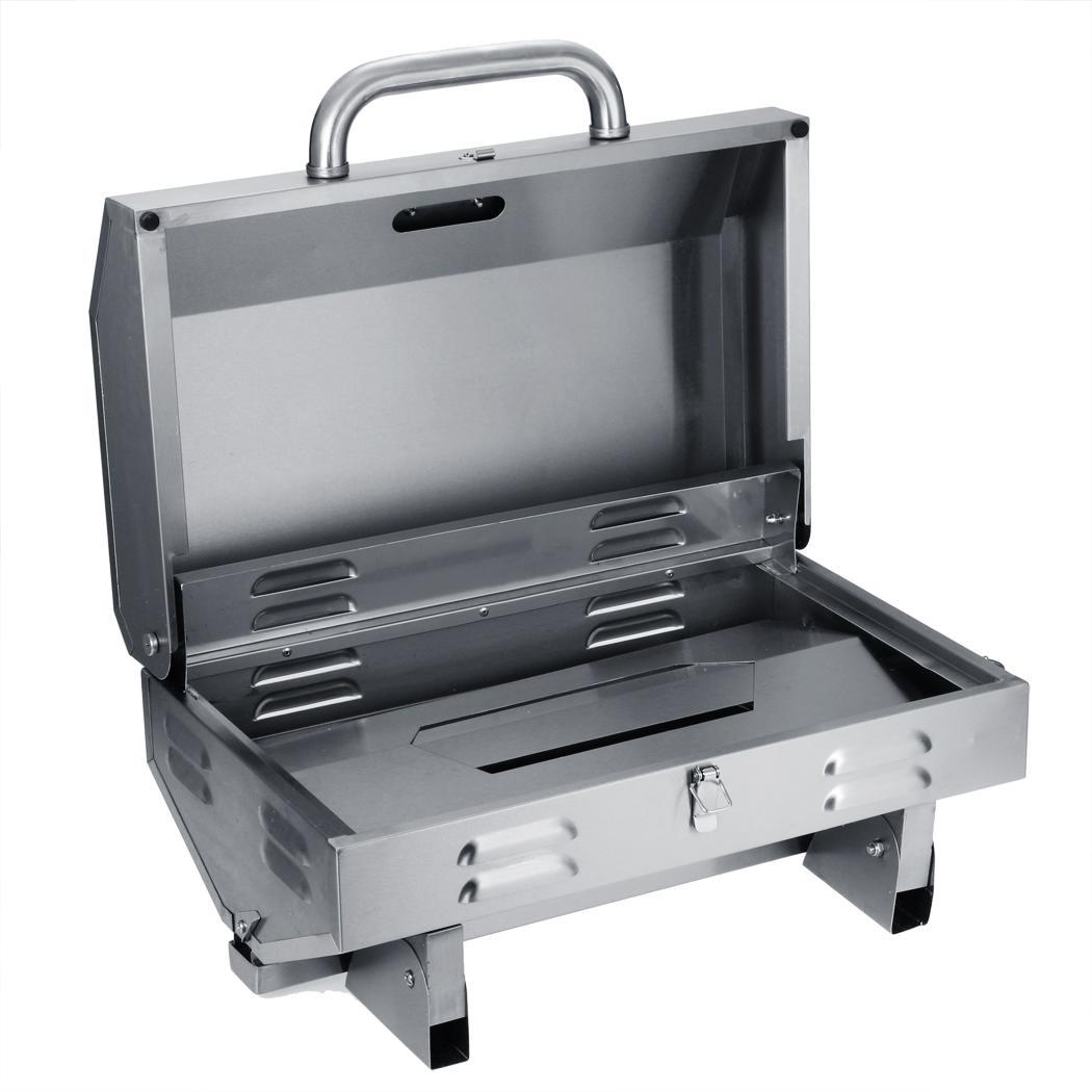 Fashion Portable Stainless Steel Outdoor Camping BBQ